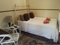 Comfortable rooms to choose at B&B @ Bloem. Accommodation in Bloemfontein.