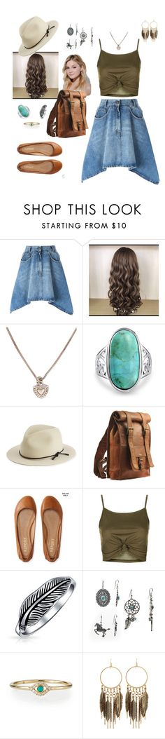 """""""Casual Country"""" by carolinerosel ❤ liked on Polyvore featuring Moschino, Judith Ripka, Bling Jewelry, Neutrogena, rag & bone, Aéropostale, Topshop, Arizona, Sydney Evan and Panacea"""
