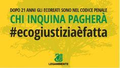 Ecoreati, in questa Italia non li potrebbe estinguere nemmeno...