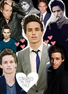 Eddie, come to me you adorable freckled face freak