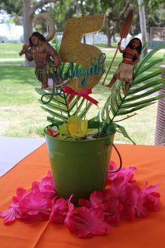 Moana Birthday Party Ideas | Photo 14 of 20