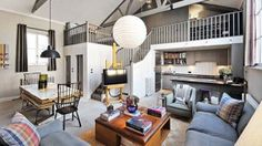 Chelsea Artist Studio: A Creative Cozy Contemporary Home in England       There is really something about homes where you can clearly see what is the personality and interest of the owners. Seeing a home like this could seemingly create a connection between the owners and the home. We can...