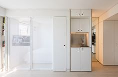 """The 5S apartment promotes living with less. It was intended the design deliberately place importance on selecting, organising and caring for one's belongings,"""" said Gurney, who is one of a growing number of architects and designers looking to Japan for interior inspiration."""