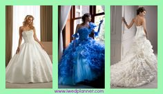 Winter weddings can be fabulous, learn how to choose wedding dresses and attire  on iwedplanner.com