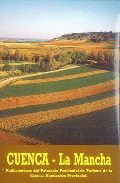 Tarjeta postal de La Mancha conquense editada por el Patronato Provincial de Turismo de la Diputación Provincial de Cuenca, 1988. #Cuenca #LaMancha #Turismo #DiputacionProvincialCuenca