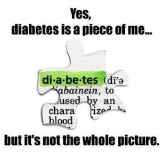 yes, this. #diabetes