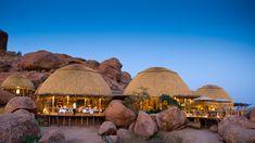 Camp Kipwe Twyfelfontein, Namibia