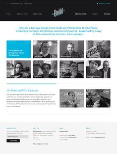 Build 2011 ~ Conference Website