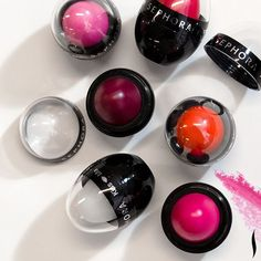 Lip Balm We offer wide selection of Sephora lipsticks! A kissable scented lip balm Sephora Lipstick, Sephora Makeup, Skin Makeup, Makeup Cosmetics, Beauty Makeup, Drugstore Beauty, Candy Lips, Lip Moisturizer, Facial Cleanser