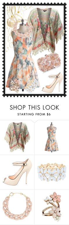 """""""Use One Of These contest"""" by freida-adams ❤ liked on Polyvore featuring Bea & Dot, Christian Louboutin, Charlotte Russe, DIANA BROUSSARD and Accessorize"""