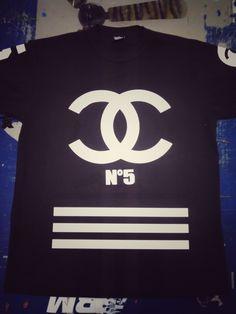Remera Coco Chanel