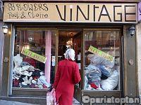 Places to go - Paris - Secondhand and Vintage clothes shops