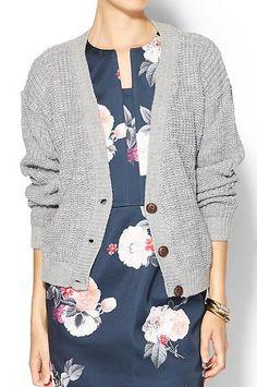 slouchy boyfriend sweater  http://rstyle.me/~3nRJy