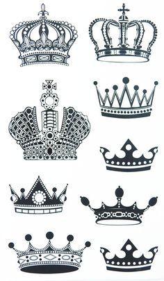 Dibujo corona de reina  Imagui  dibujos  Pinterest  Corona de