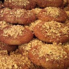 """Melomakarona"" Greek Christmas Honey Cookie"