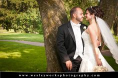 Lehigh Valley Wedding Photography, Rose Garden, Allentown, PA, Wesley Works Entertainment & Photography, Bride and Groom, Bride, Groom, Outdoor, Outside, Nature, Wedding Photography, Wedding Dress, Wedding Veil, Veil, Wedding Dress, Strapless Dress