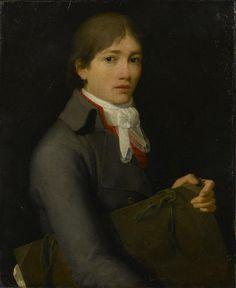 Portrait of an artist, late 18th century, circle of Nicolas-Bernard Lepicie (Paris 1735-1784)