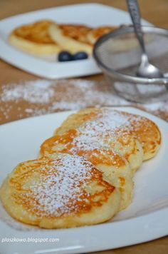 bliny kurpiowskie Easter Dishes, Polish Recipes, Polish Food, Dessert Recipes, Desserts, Brunch, Food And Drink, Cooking Recipes, Treats