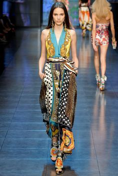 SPRING 2012 READY-TO-WEAR D