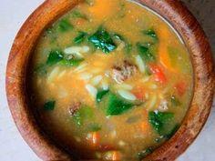 Записки о Турции: Суп по-адански (Adana soup)