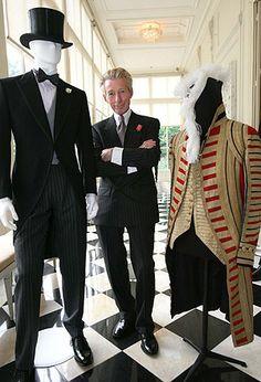 emilanton:  Savile Row, London. Home of exquisite tailoring