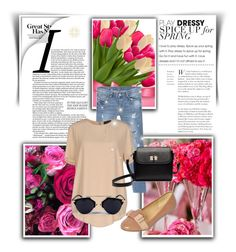 """""""YesStyle - 10% off coupon"""" by zina1002 ❤ liked on Polyvore featuring DANI LOVE, Atos Lombardini, Una-Home, Spring and yesstyle"""