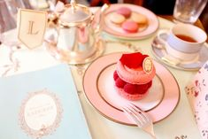 The Cherry Blossom Girl - A day at ladurée Paris, Sweet Dessert for Dream Girls