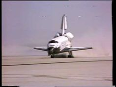 STS-1: The First Space Shuttle Mission, April 12-14, 1981 - YouTube