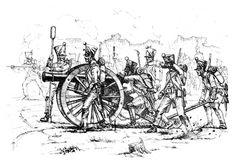 Artillery of French line (Telenik)