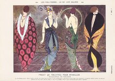 Fantasio, 1913, Illustration by Armand Vallee