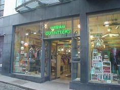 URBAN OUTFITTERS: festival de ropa, música y gadgets en Dublín | DolceCity.com