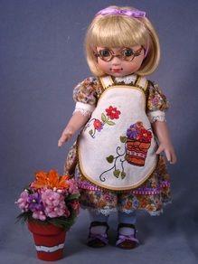 ©Mary Engelbreit Bloom Where You're Planted 2003 Robert Tonner Ashton-Drake Release DRESSED DOLL