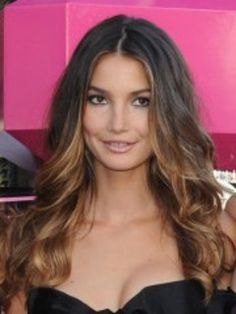 Balayage... Love it! Thinking of trying this look for spring.