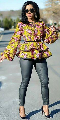 best ankara designs, hot ankara short gowns, pictures of mercy aigbe in ankara styles, ankara and lace combination styles 2017, ankara combination with lace, ankara and lace combo, latest ankara style for 2017, ankara gown mixed with lace #bestankaradesigns