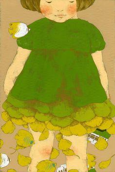 Ginkgo by おとないちあき