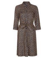 Blue Milla Shirt Dress | Casual Dresses | Dresses | Hobbs