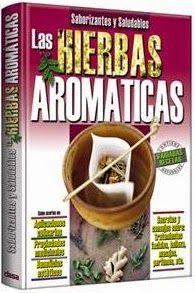 LIBROS DVDS CD-ROMS ENCICLOPEDIAS EDUCACIÓN EN PREESCOLAR. PRIMARIA. SECUNDARIA Y MÁS: HIERBAS AROMATICAS