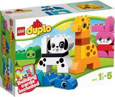 LEGO® DUPLO® 10573 - Lustige Tiere
