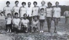 A formação do Canarinhos na década de 1960