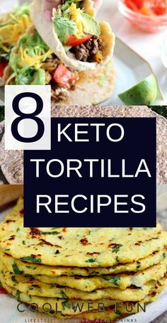 Keto tortilla recipes with almond flour, coconut or cheese. The easy keto tortilla which serves best for a keto breakfast. These low carb wraps can easily fill your stomach. Low Carb Wraps, Keto Diet List, Starting Keto Diet, Dukan Diet, Ketogenic Recipes, Diet Recipes, Healthy Recipes, Slimfast Recipes, Recipes For Diabetics Easy