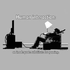 Human Interaction T-Shirt