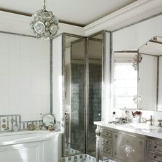 Contemporary Bathroom by Jacques Grange