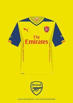 Arsenal 2005-2015 Kit Collection e8055ffd2