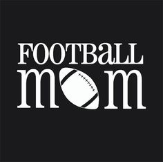Sports Mom Car Decal Baseball Mom Football Mom Soccer Mom - Soccer custom vinyl decals for car windows