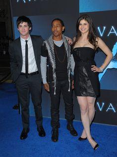 "Alexandra Daddario Photos: Premiere Of 20th Century Fox's ""Avatar"" - Arrivals"