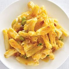 bacon mac, cooking light