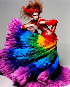 Speechless!!! Perfection!!!! Haute Couture 2003