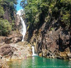 Tieland nach Thailand