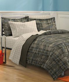 Love this Camp House Comforter Set by CHF Industries on #zulily! #zulilyfinds