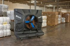 Port-A-Cool EcoCooling: Evaporative Air Coolers Portable Rental Solutions